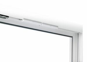 Fensterfalzlüfter AEROMAT mini