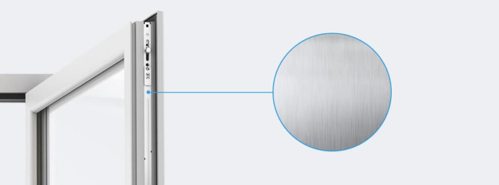 Антикоррозионное покрытие SIEGENIA TITAN E-LOOK