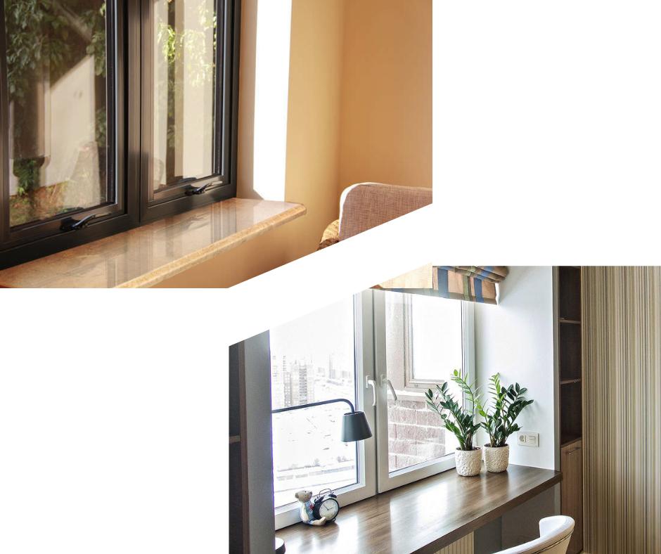 Окна которые продаются лучше и выглядят лучше