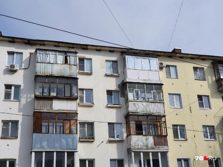 Раритетные балконы, которые почему-то доставляют проблемы коммунальщикам